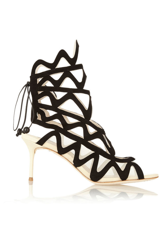 Sophia Webster Mina suede sandals, Women's, Size: 39.5