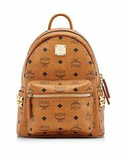 Mcm Stark Mini Studded Backpack