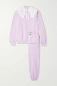 Dodo Bar Or - Clara Embellished Sequined Tulle Skirt - Silver