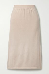 Kassl Editions - Coated Cotton-blend Coat - Sand