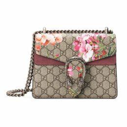 Dionysus GG Blooms mini bag