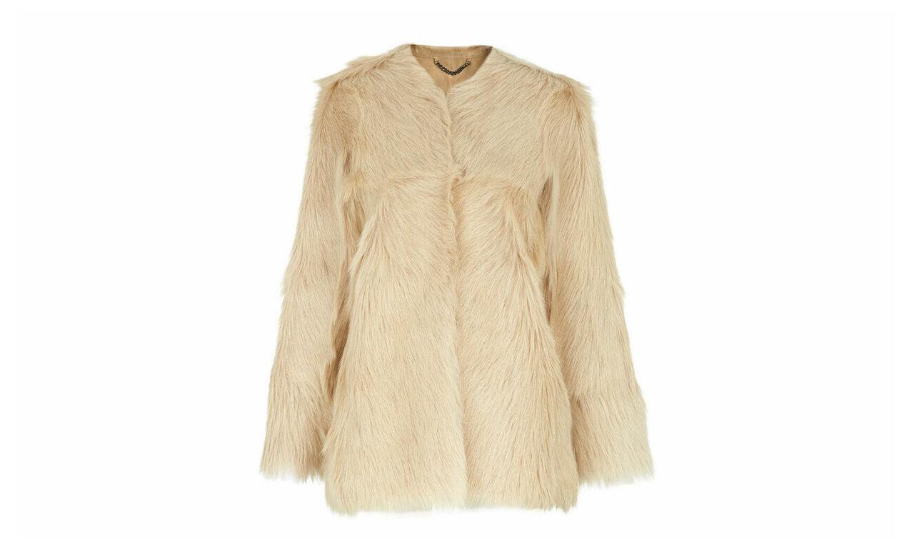 Brenna Sheepskin Jacket