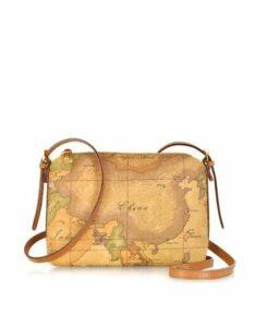 Alviero Martini 1A Classe Designer Handbags, 1a Prima Classe - Geo Printed Small