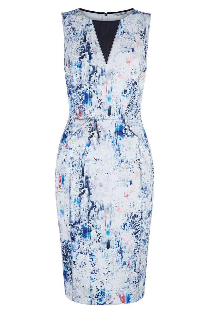 Damsel in a Dress Buonarelli Dress, Multi-Coloured