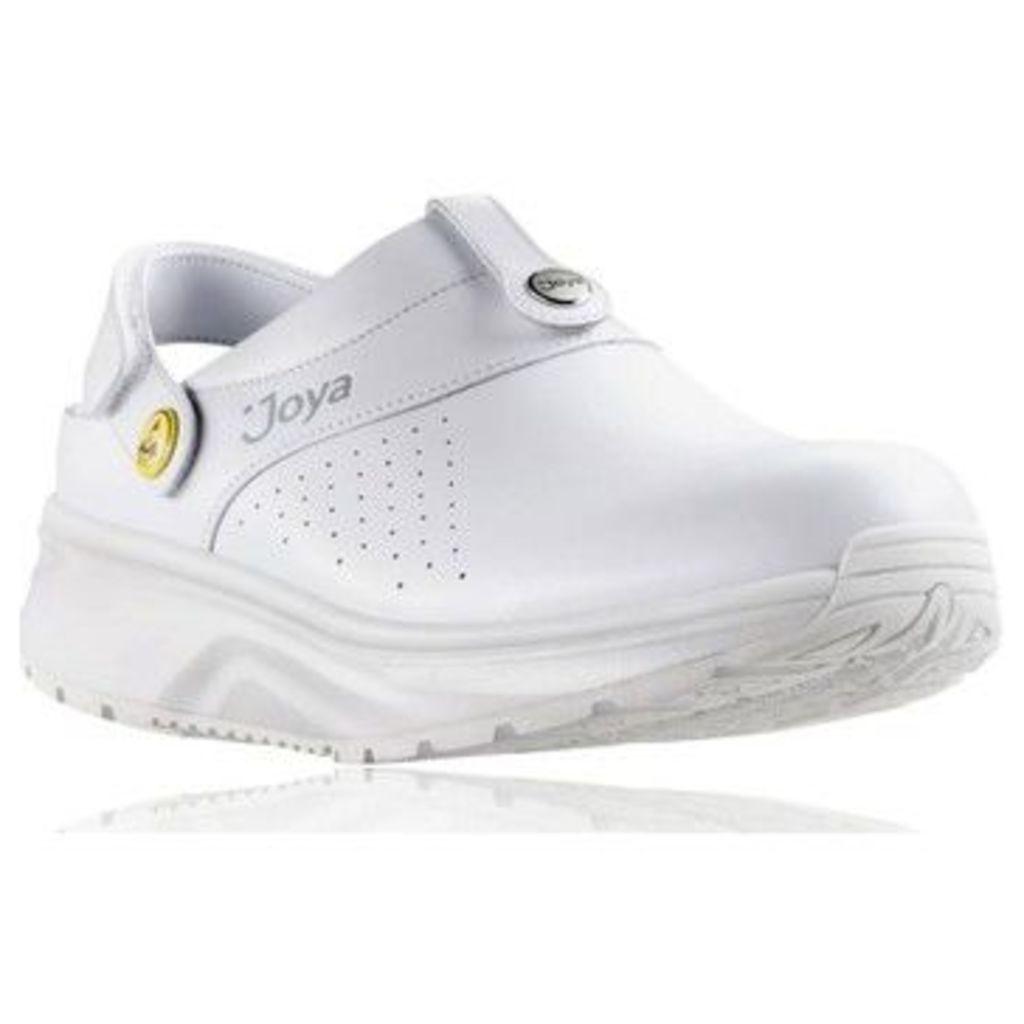 Joya  IQ SR  women's Clogs (Shoes) in White