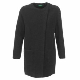 Benetton  FROU  women's Coat in Black