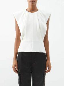 Bella Freud - Je T'aime Jane Merino Wool Sweater - Womens - Black
