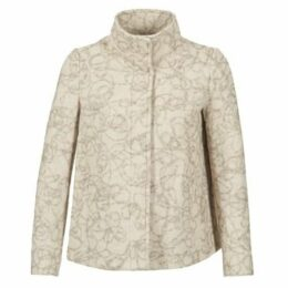 Benetton  DUGO  women's Coat in Beige