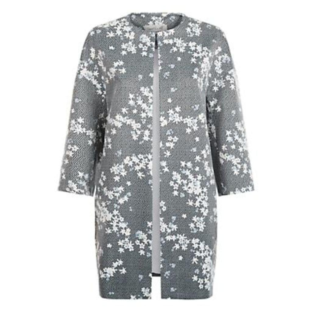 Damsel in a Dress Delfina Coat, Blossom