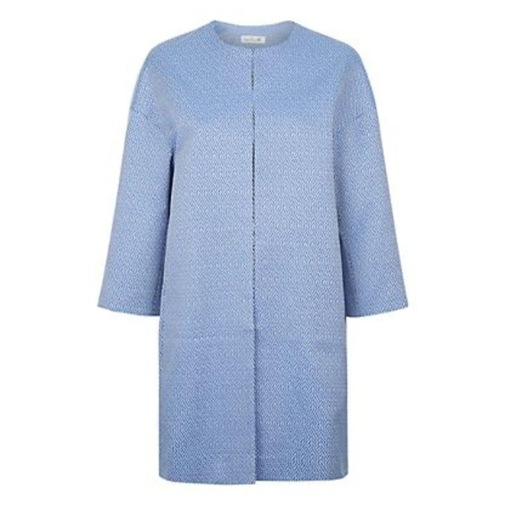 Damsel in a Dress Milo Coat, Blue