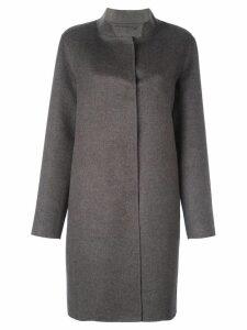 Magda Butrym Dubai feather applique dress - Black