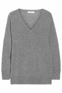 Equipment - Asher Oversized Cashmere Sweater - Anthracite