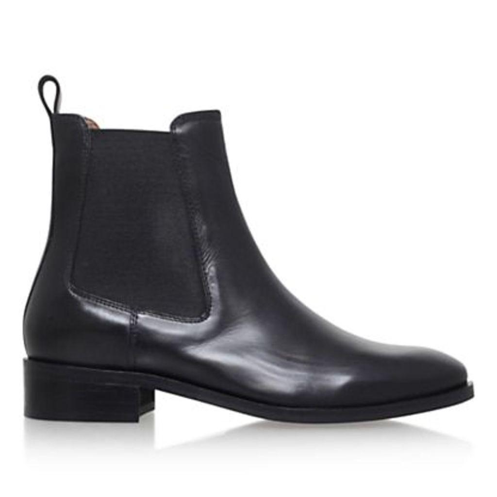 Kurt Geiger London Dalby Ankle Chelsea Boots, Black