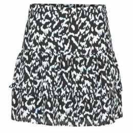 Suncoo  FAUVE  women's Skirt in Black