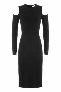 Michael Kors Dress with Cut-Out Shoulders