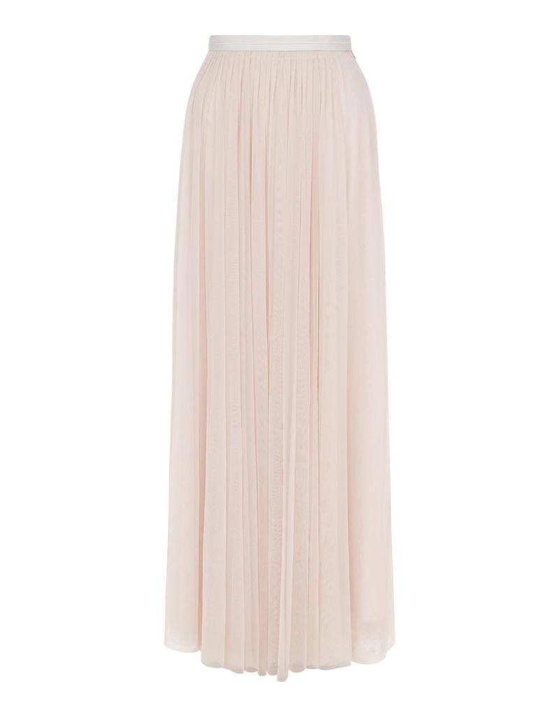 Flora Tulle Maxi Skirt
