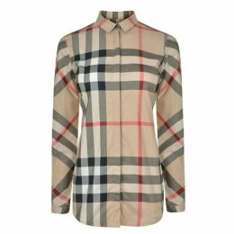 Burberry Classic Checked Shirt