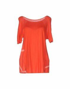 ARMANI JEANS TOPWEAR T-shirts Women on YOOX.COM