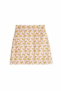 Giambattista Valli Lace Mini Skirt