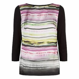 Damsel in a Dress Piper Top, Multi