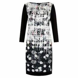 Damsel in a Dress Tetrise Dress, Multi