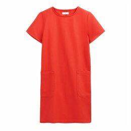Denim Shift Dress