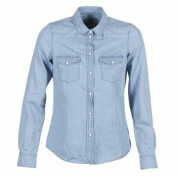 Vero Moda  DAISY  women's Shirt in Blue