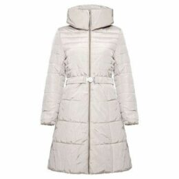 Mon Buofon  - Womens Warm Padded Winter Coat  women's Parka in Beige