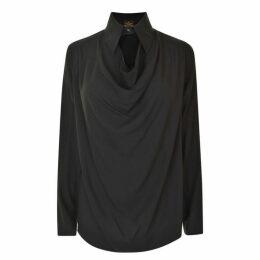 Vivienne Westwood Anglomania Long Sleeved Tondo Shirt
