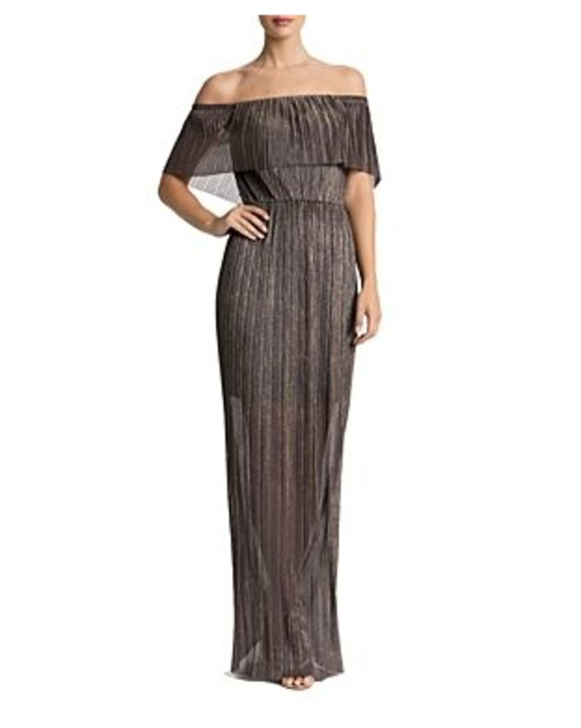 Dress the Population Athena Strapless Gown