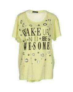TWIN-SET JEANS TOPWEAR T-shirts Women on YOOX.COM