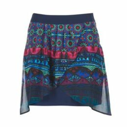 Desigual  RASSENIO  women's Skirt in Blue