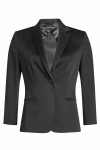 Max Mara Stretch Cotton Blazer