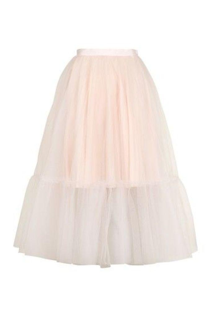 Womens TALL Giant Tutu Skirt - Pink, Pink