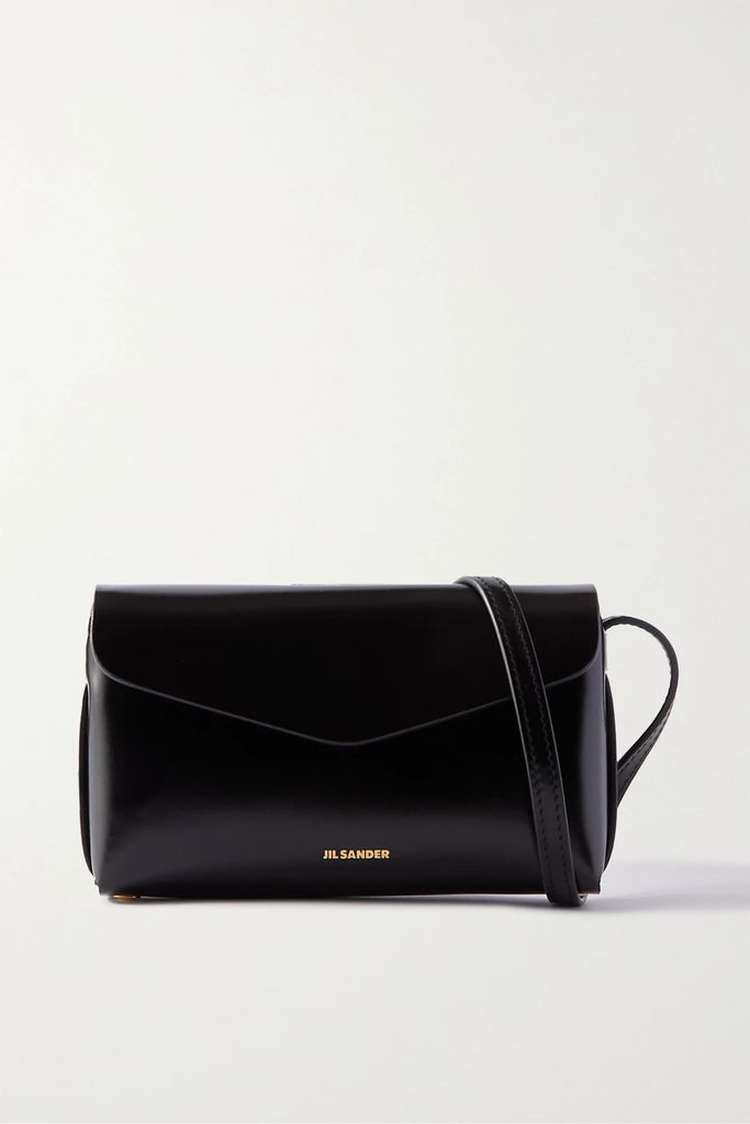 Prada - Driade Textured-leather Tote - Black