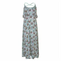Darling Amethyst Maxi Dress
