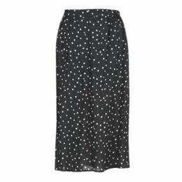 Loreak Mendian  LOREDUN  women's Skirt in Black