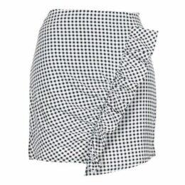 Moony Mood  GIRAC  women's Skirt in White