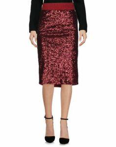SHIRTAPORTER SKIRTS Knee length skirts Women on YOOX.COM