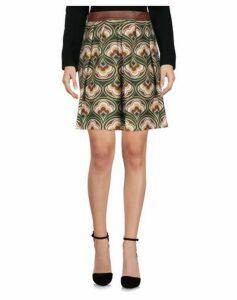 KAOS JEANS SKIRTS Knee length skirts Women on YOOX.COM