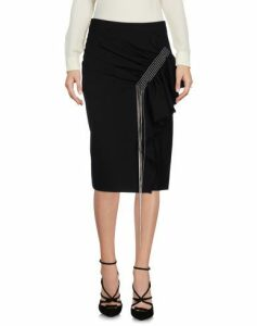 ALBINO TEODORO SKIRTS Knee length skirts Women on YOOX.COM