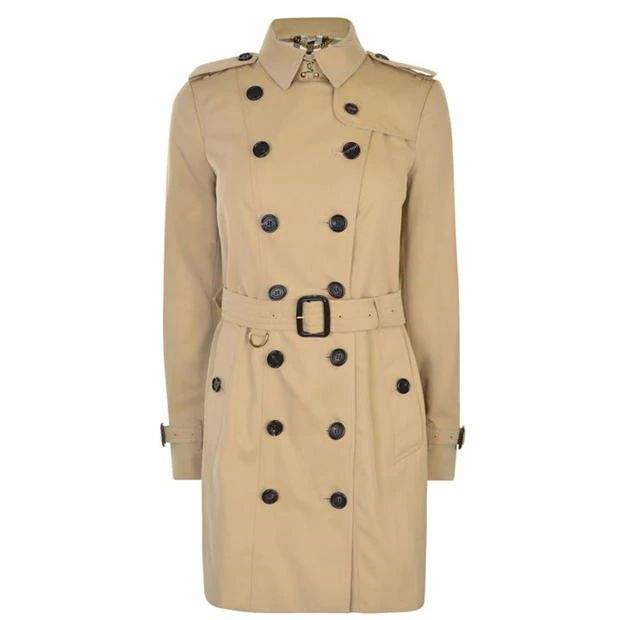 BURBERRY Sandringham Short Coat