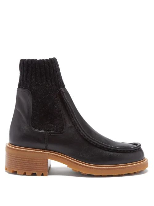 Erdem - Alina Strapless Satin Jacquard Dress - Womens - Burgundy Multi