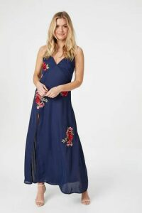 Rose Slip Maxi Dress
