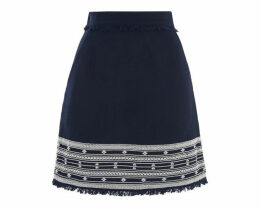Selina Embroidered Skirt