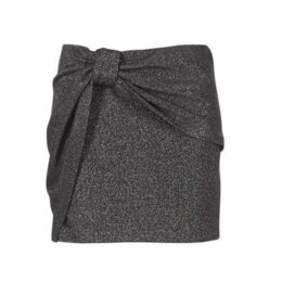 Moony Mood  HARLAG  women's Skirt in Grey