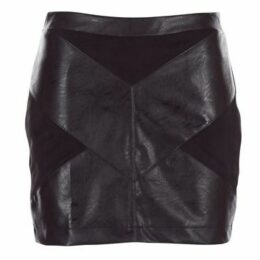 Betty London  HAMAGE  women's Skirt in Black
