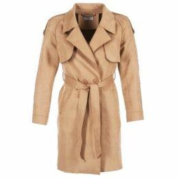 Casual Attitude  IHAMEL  women's Coat in Brown