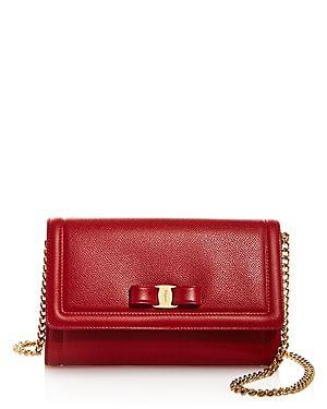 Salvatore Ferragamo Vara Bow Mini Bag