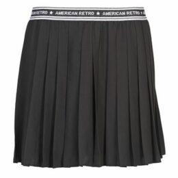 American Retro  VERO SKRT  women's Skirt in Black